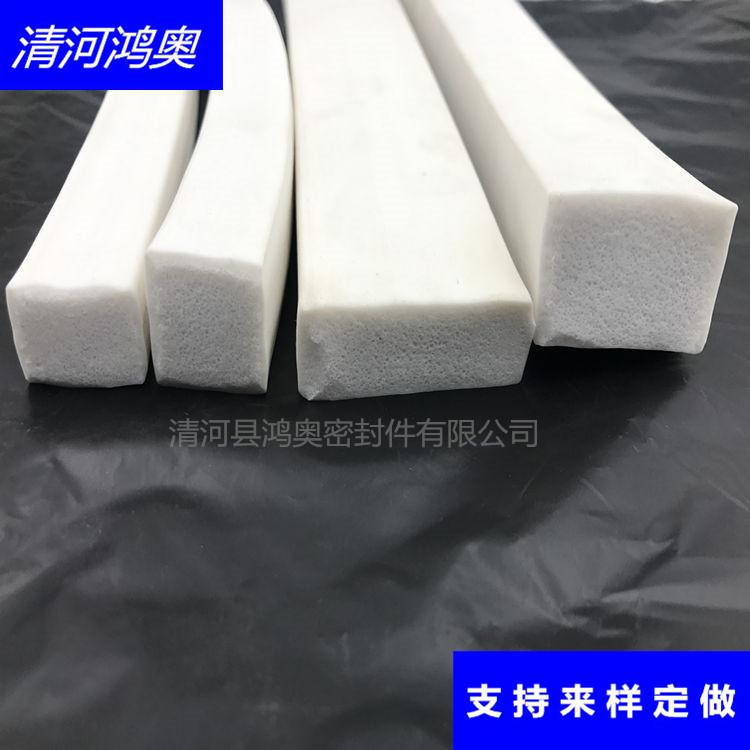 20*20高温硅橡胶密封条