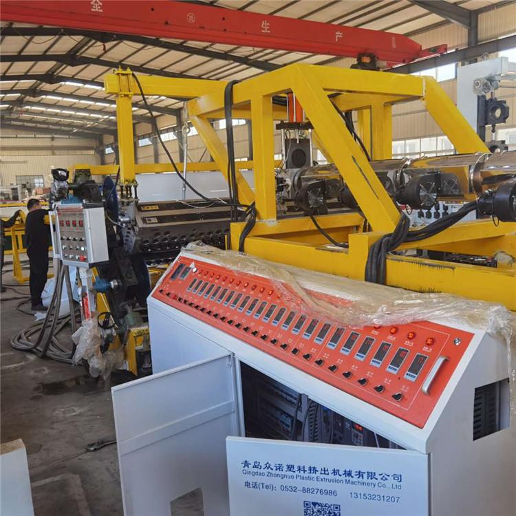 廠家銷售 pp板材設備 塑料pp卷材生產線