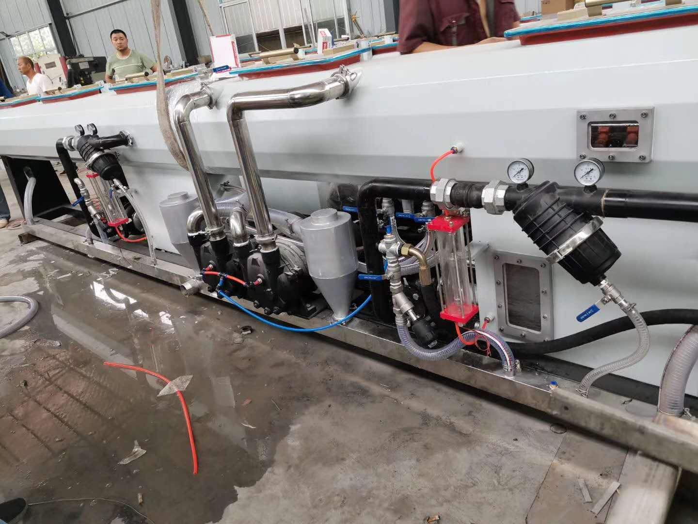 復合硅芯管設備 牽引管設備生產線 眾諾品牌廠家直銷