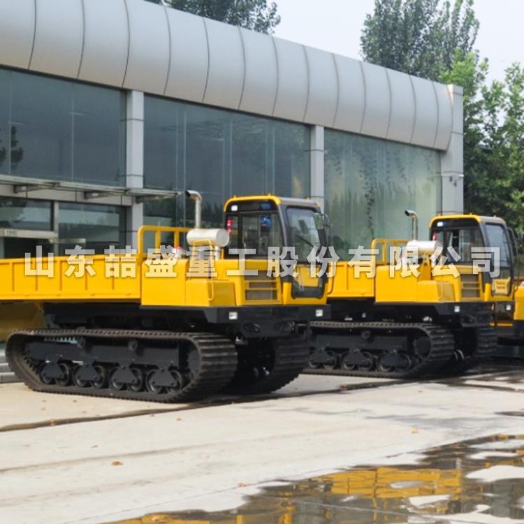 履带运输自卸车、喆盛重工供应各种类型的履带运输车
