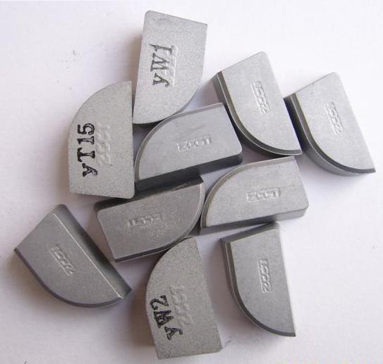 优质钨钢刀粒焊接硬质合金刀头yg8yg6a114a330b216d236a116