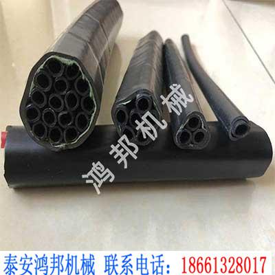 煤礦用聚乙烯束管廠家-煤礦用單芯束管廠家-鴻邦機械