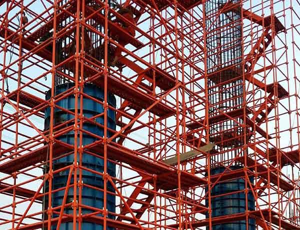 河北衡水建筑用爬梯、建筑爬梯、移动工作架