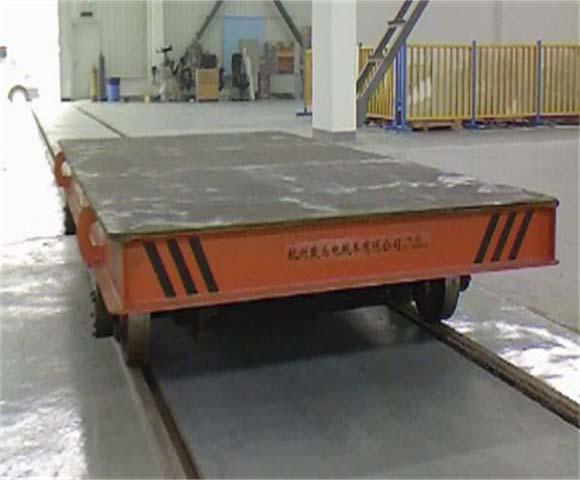 湖州长期销售轨道电动平车蓄电池地平车