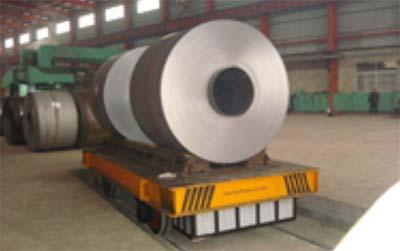 杭州大量供应60吨转弯电动平车搬运电动平车