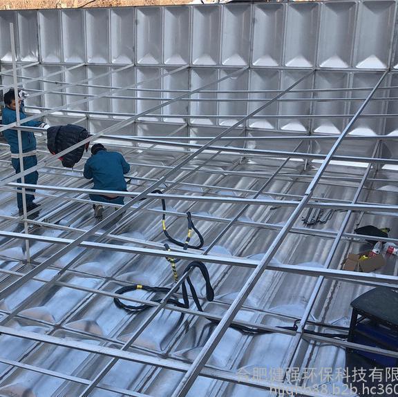 山西呂梁不銹鋼生活水箱