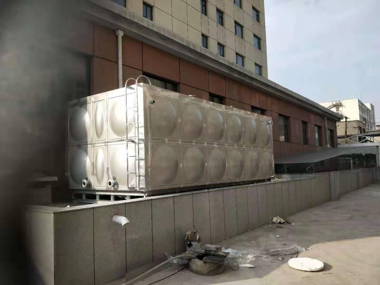 山西忻州不銹鋼生活水箱