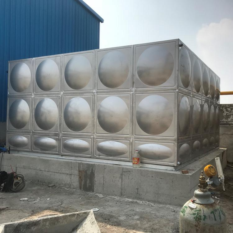 山西陽泉不銹鋼生活水箱廠
