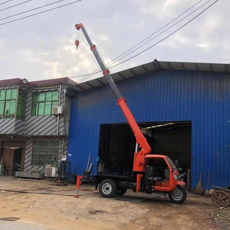 供应自制三轮吊起重运输吊车建筑吊