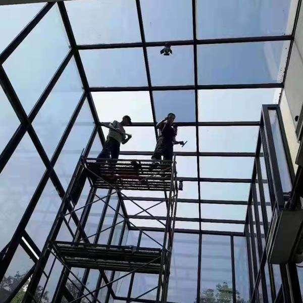 貴陽上門貼膜師傅家裝建筑玻璃貼膜隔熱防曬防爆膜窗戶膜