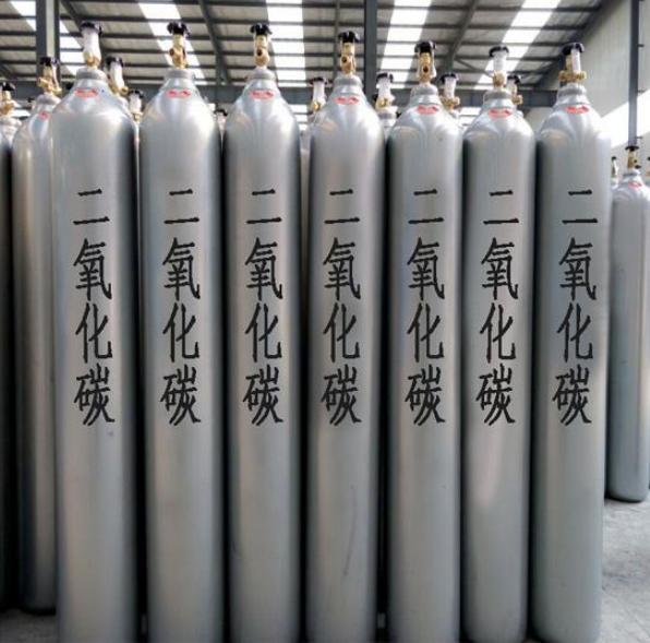 供青海二氧化碳配送和西寧氧氣充裝配送報價