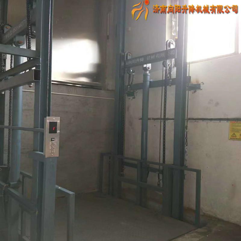 北京导轨式升降作业平台、固定式升降机、升降货梯、升降平台生产定制厂家
