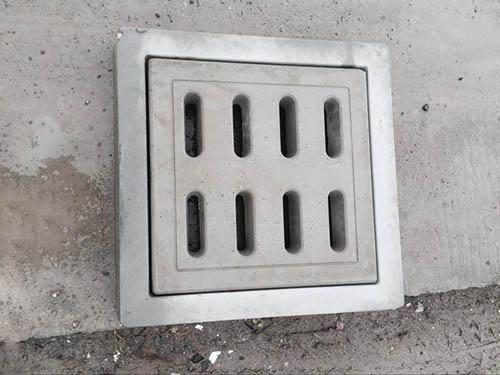 熔景下水蓋板模具的尺寸與規格