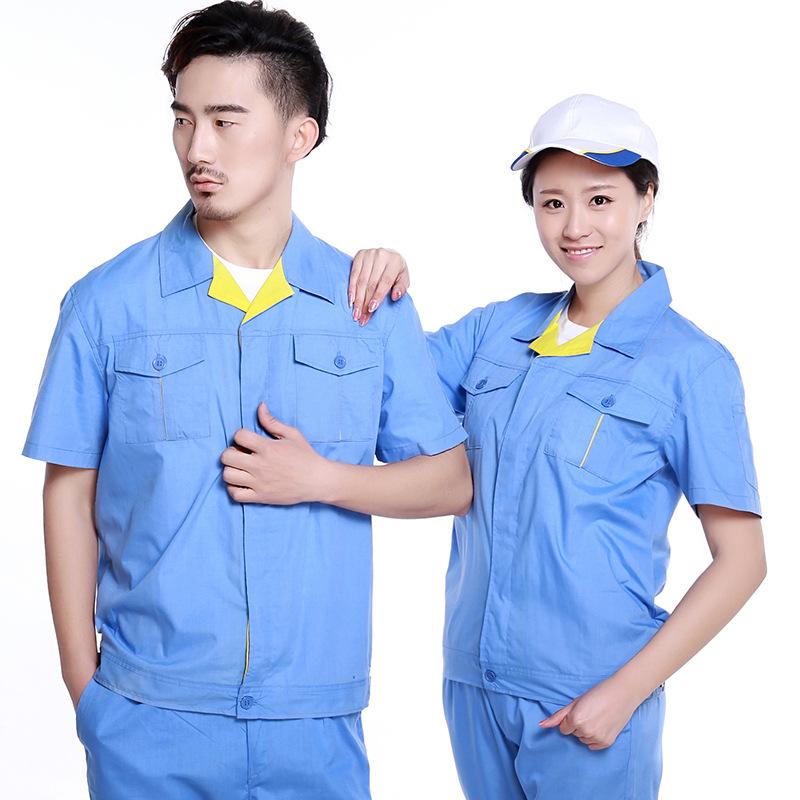 上海崇明工作服定制厂家