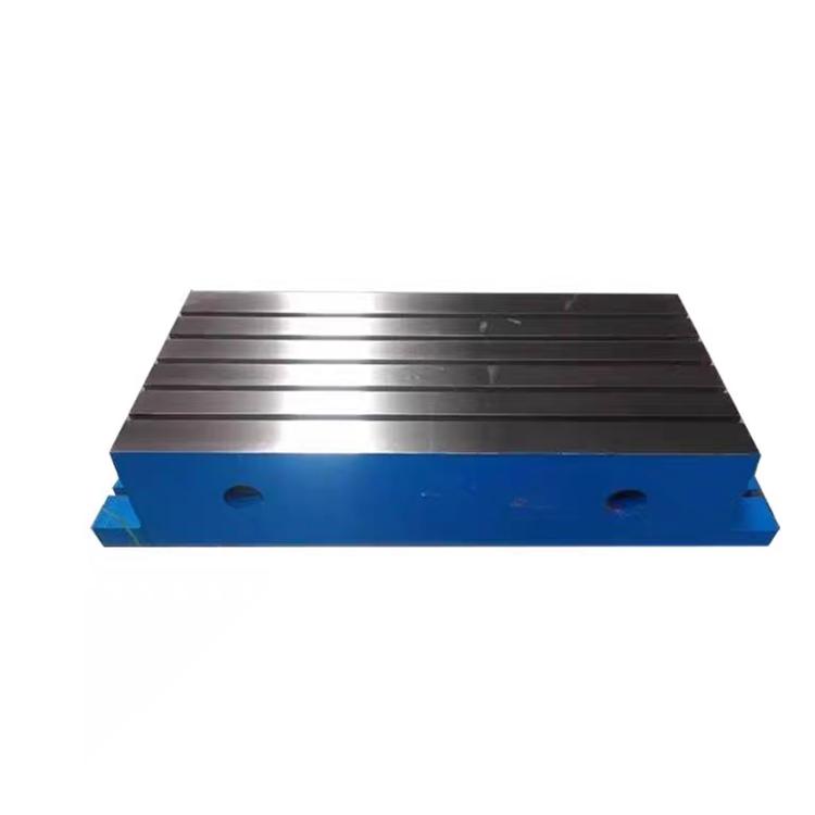 厂家定做铸铁平板平台钳工桌工作台焊接平台测量平板