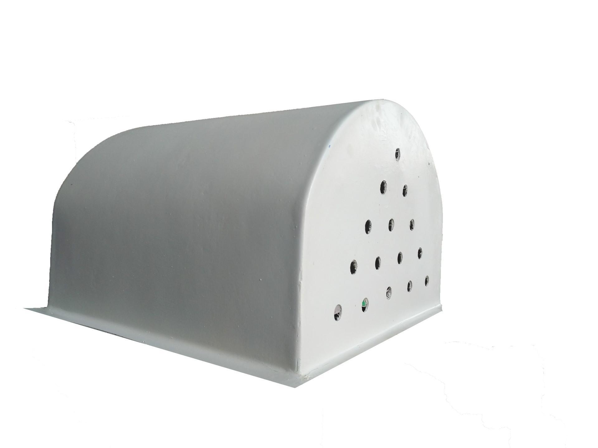 玻璃鋼耐高溫防護罩