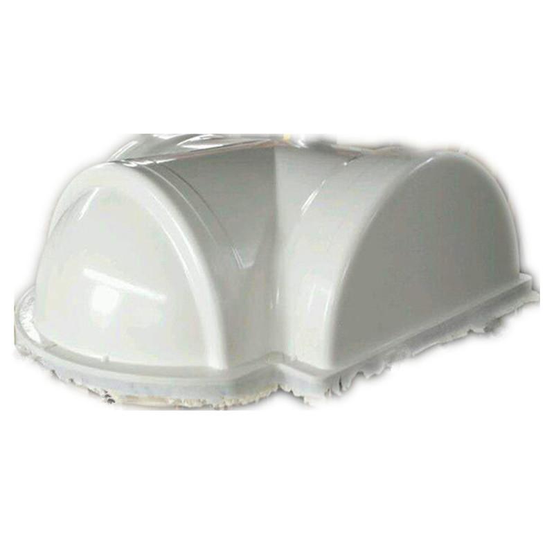 玻璃鋼熱力管道保溫罩