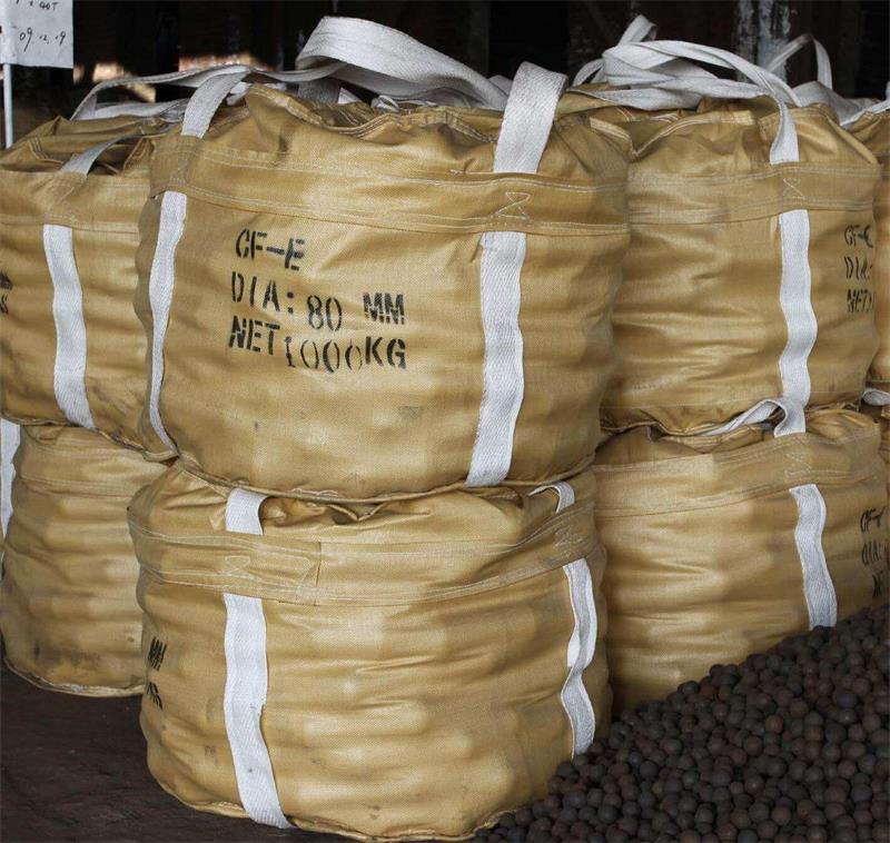 廠家供應鋼球集裝袋噸袋 太空袋集裝工廠生產圓形噸袋定制