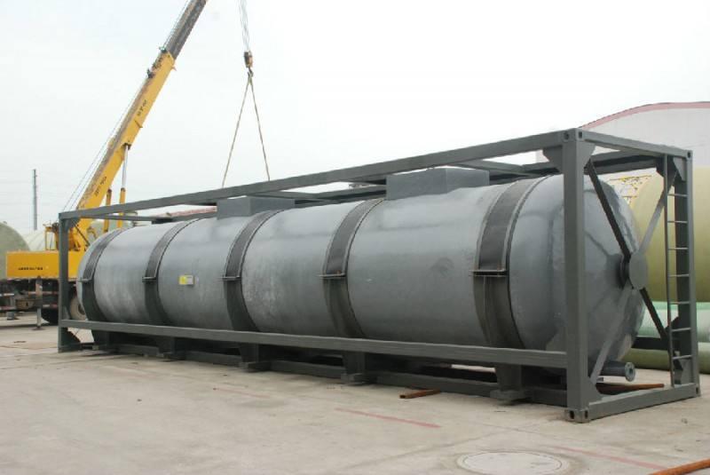 玻璃鋼運輸罐、玻璃鋼設備罐、玻璃鋼復合罐定制廠家:濰坊聯豐