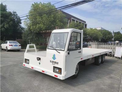 大連環保型電動轉運車、平板式電動轉運貨車、蓄電池搬運車廠家供貨