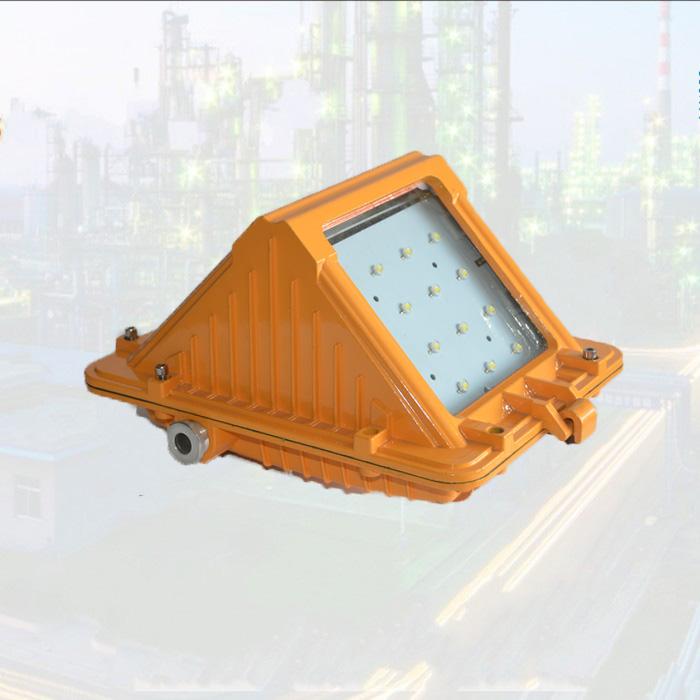 生產商礦用隔爆型led巷道燈-三角形