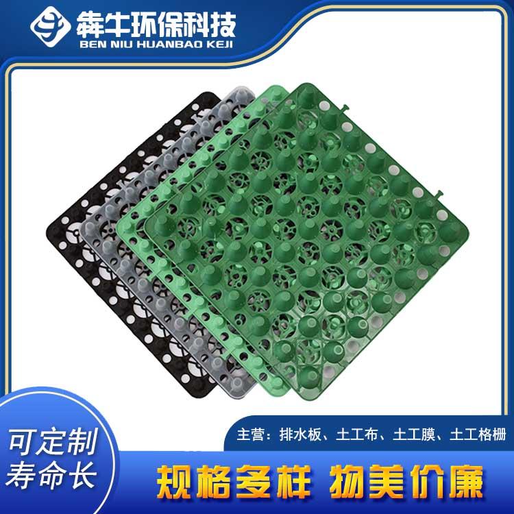 桂林市小區綠化hdpe蓄排水板型號齊全