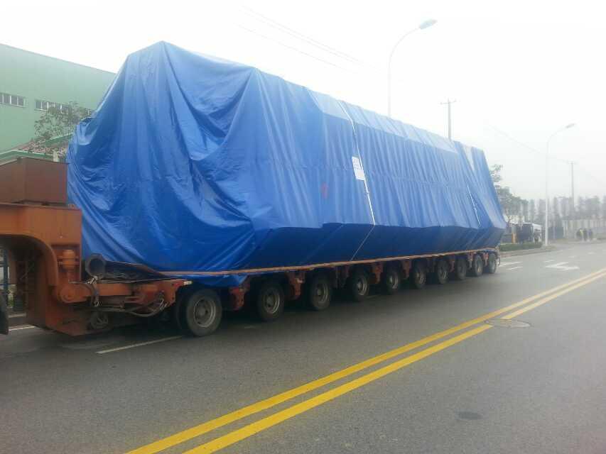 上海气垫车运输公司、进口大件货运公司、各地大件运输公司价格