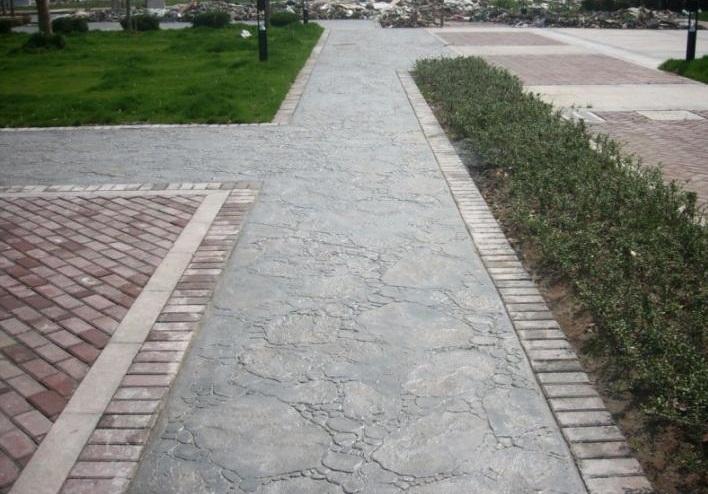 滁州艺术混凝土材料