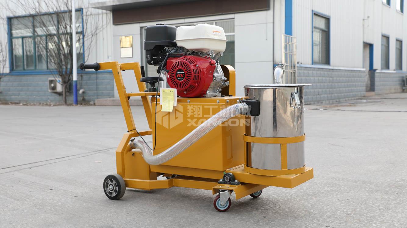 供應翔工路面吸塵式開槽機 可定制