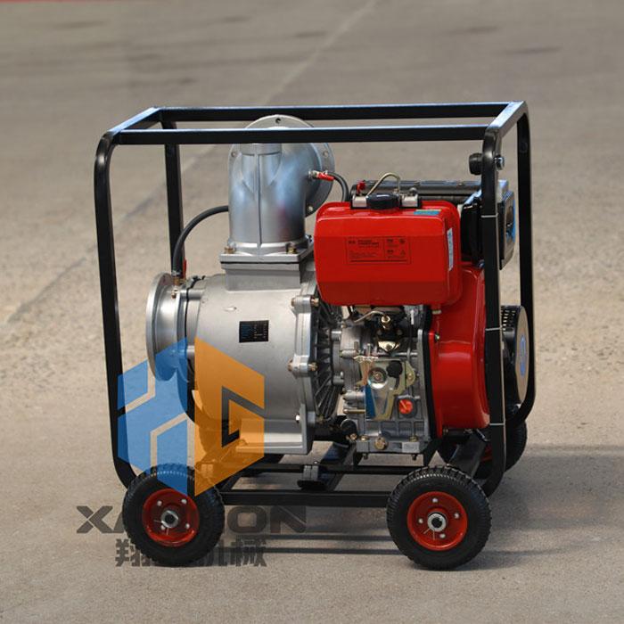 15.供應翔工口徑50mm柴油抽水泵 可定制