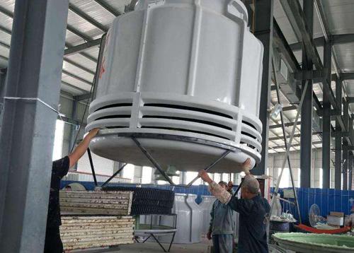 玻璃鋼冷卻塔填料分類、應用范圍
