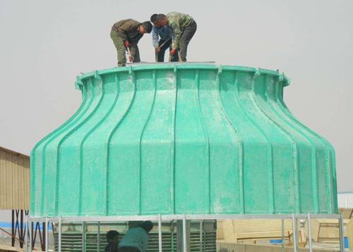 改型折波淋水冷卻塔填料