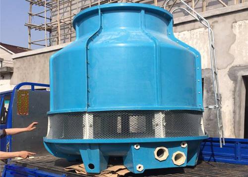 工業冷卻塔的維修與保養