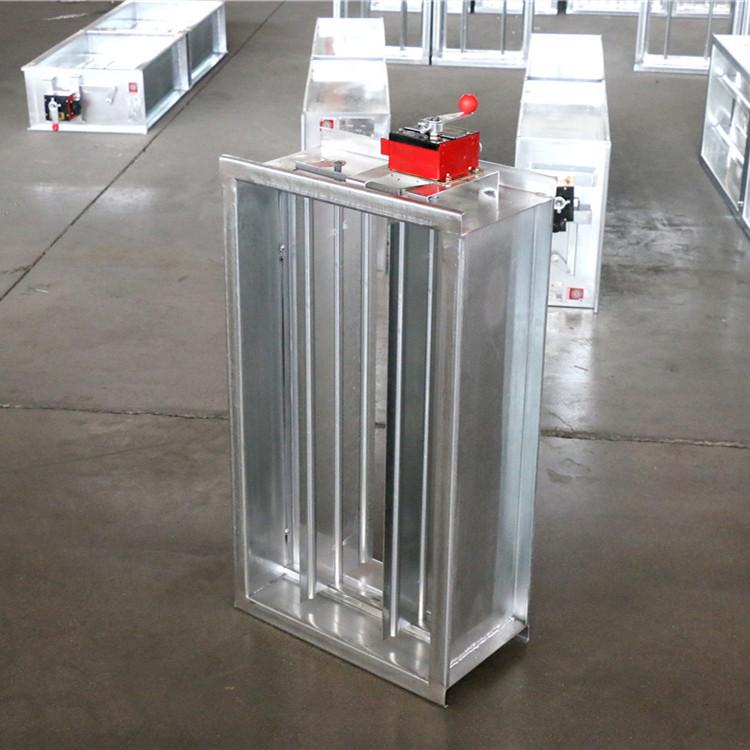 消防地下室排煙防火閥安裝 青海排煙防火閥價格