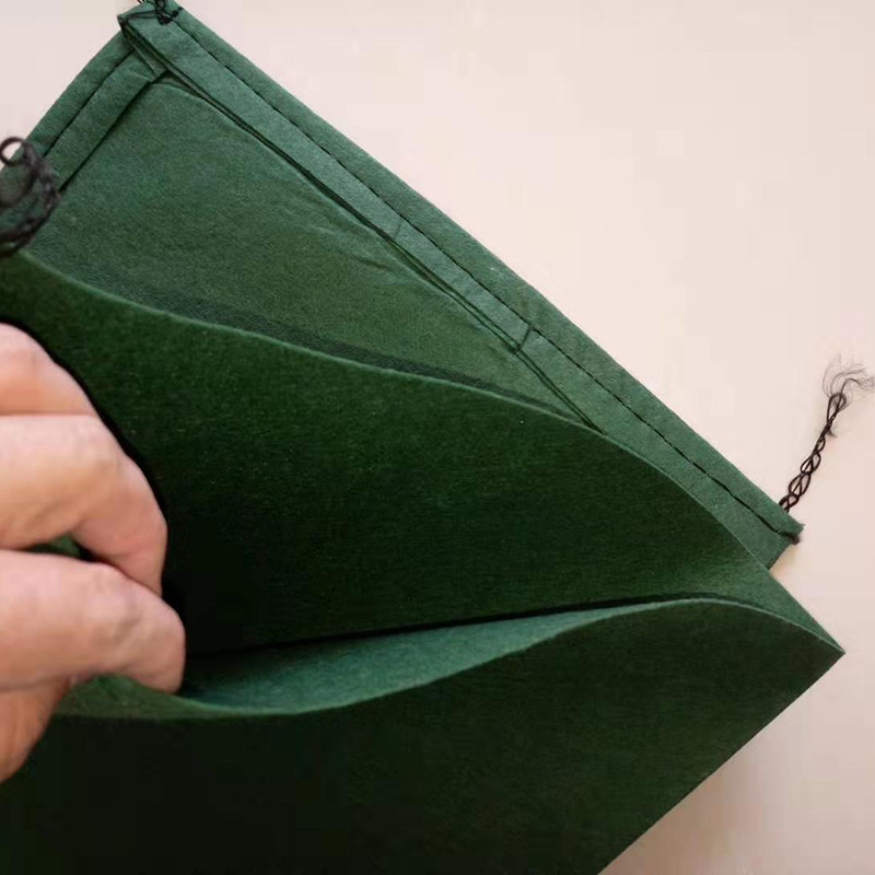 二连浩特生产边坡修复生态袋生产供应润杰货源充足