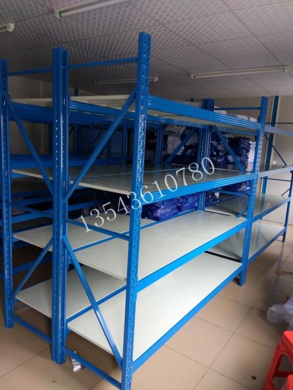 佛山重型鋼架中型倉庫貨架定制倉庫物料卡放置貨架廠家
