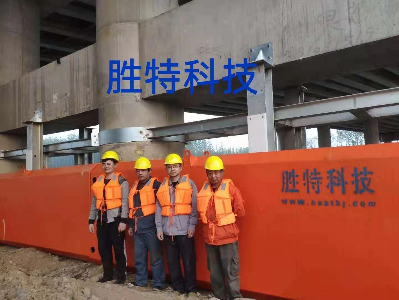 新型桥梁防船撞产品柔性复合材料桥梁防撞设施