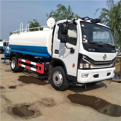 鞏義訂購街道綠化10噸灑水車菏澤灑水車生產廠家直銷價格