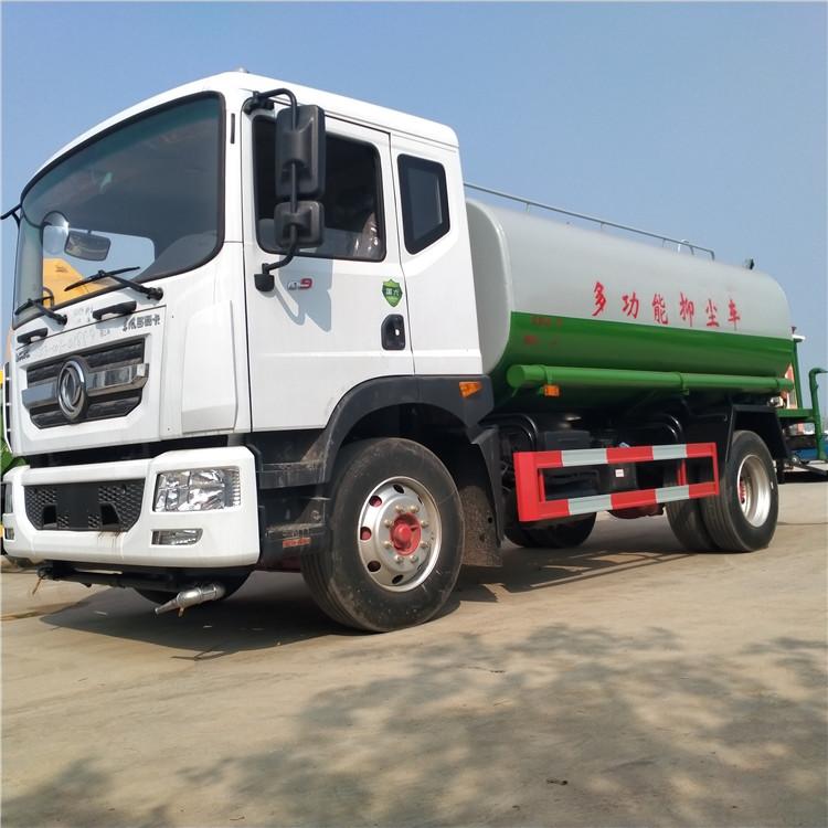 焦作訂購道路養護12噸灑水車大型綠化噴灑車