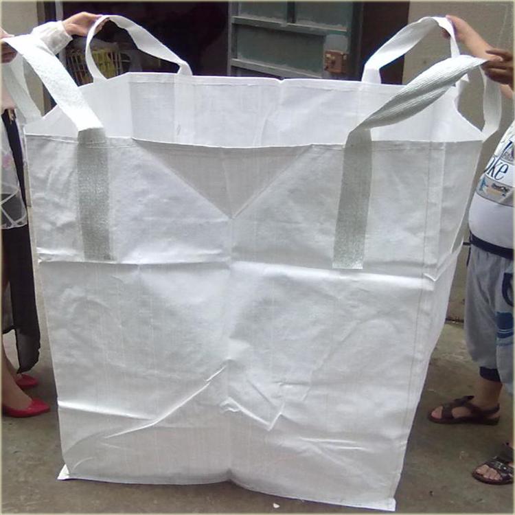 塑料袋厂家生产吨包袋平口手提吨包编织袋