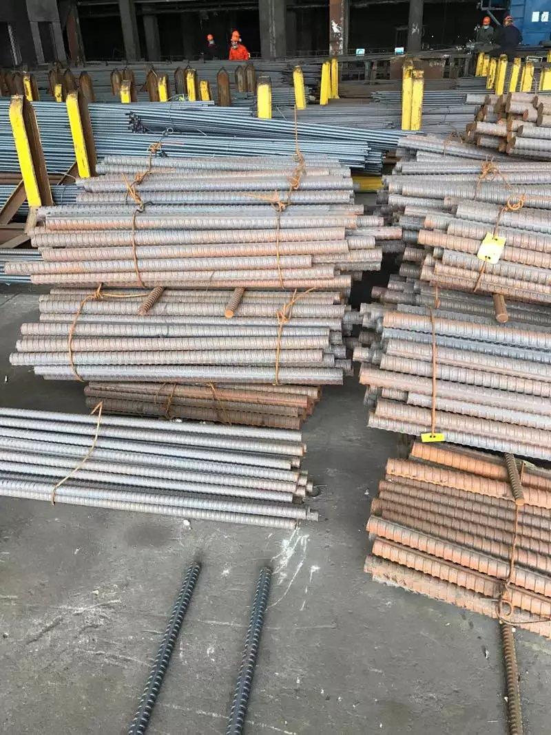 安徽省蚌埠市32精軋螺紋鋼制造商
