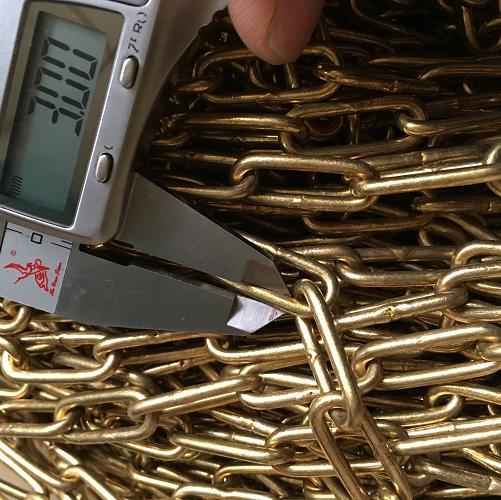 生產不銹鋼鏈條、黃銅鏈條