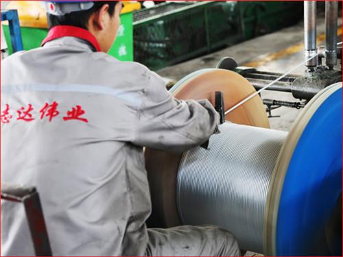鍍鋅鋼絞線 彈簧鋼絲 鋼芯鋁絞線批發價格 河北志達偉業