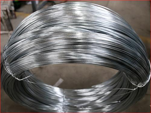 鍍鋅鋼絲 鍍鋅鋼絲 黑鐵絲各種規格 河北志達偉業