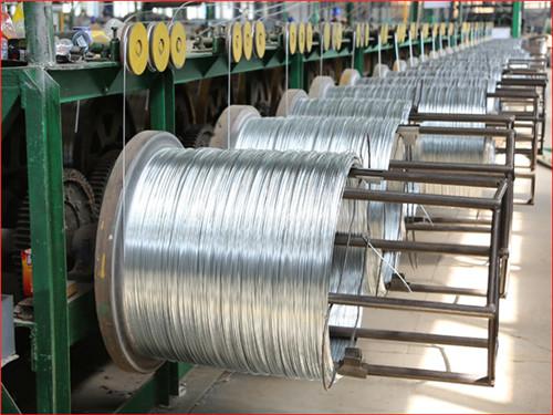 鍍鋅鋼絲 架空絕緣導線 鍍鋅鋼絲供應商 河北志達偉業