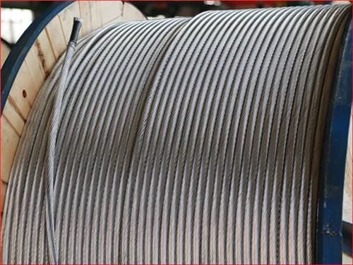 鋼芯鋁絞線 彈簧鋼絲 鋼芯鋁絞線廠家 河北志達偉業