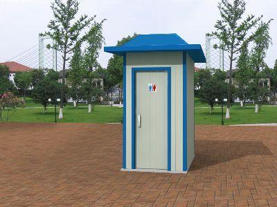 泰安盈家移动厕所常见的供水排污方式