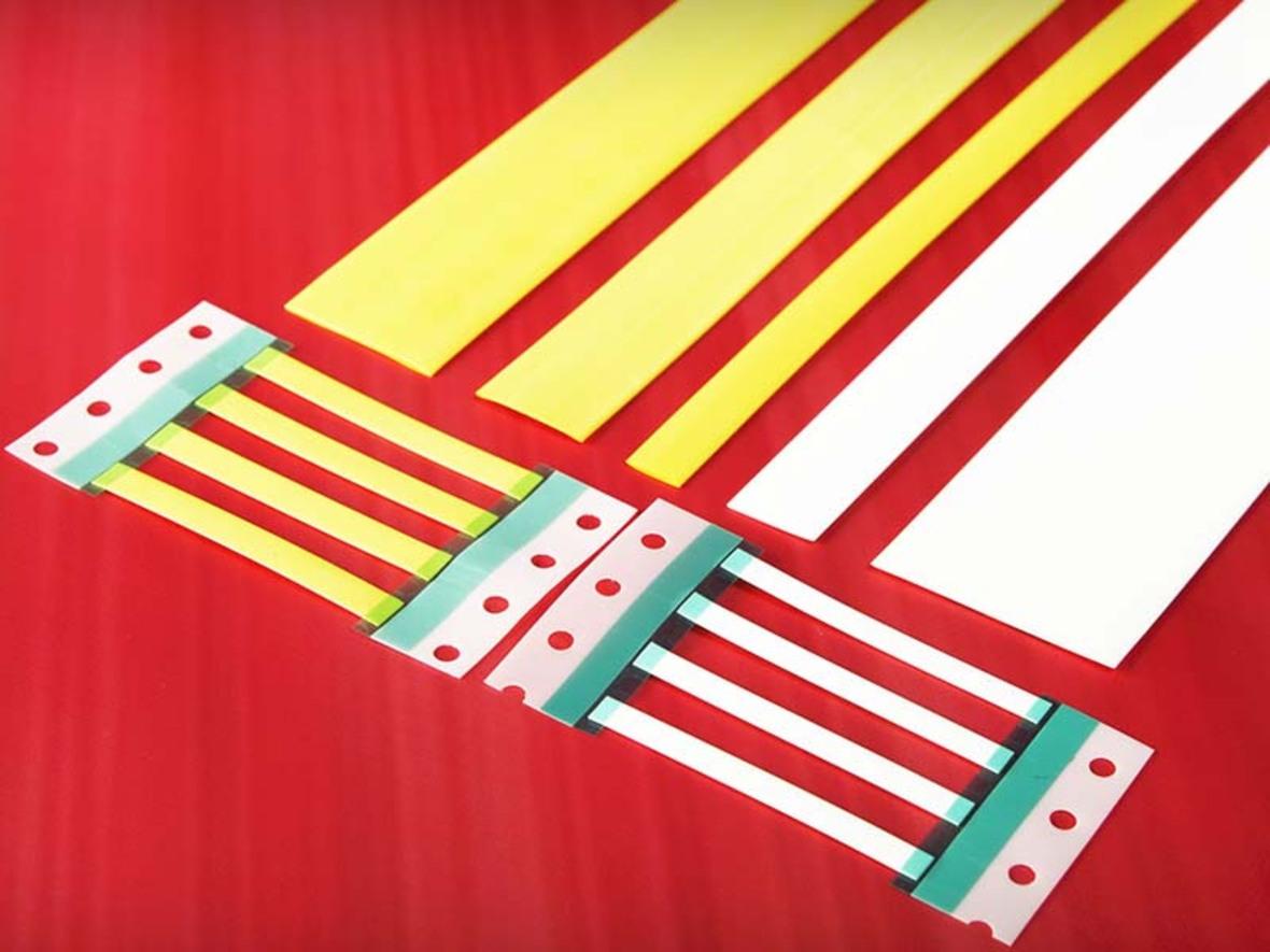 聚合物耐高温标识热缩管