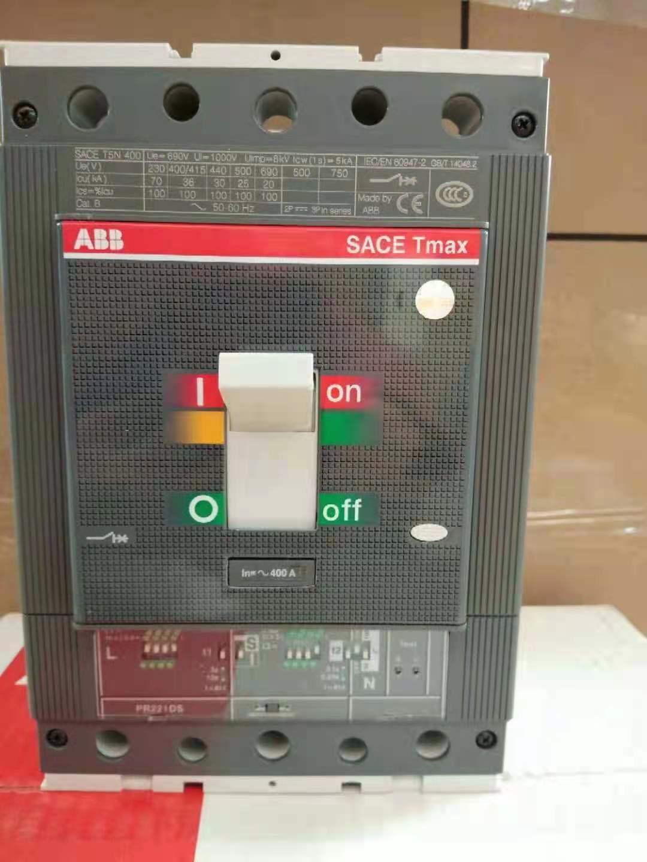 abb 热磁可调 t6s 630 tma r630 ff 3p r630