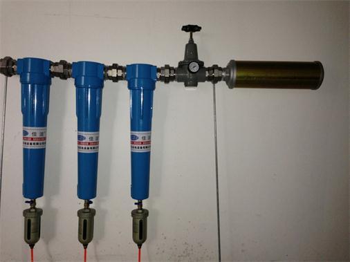 空氣過濾裝置礦用救援設備